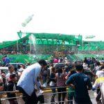 水かけ祭り Thingyan Festival